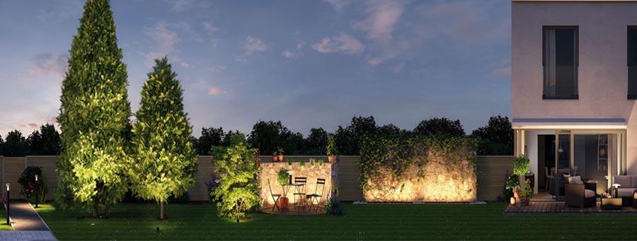 Extrem Smarte Gartenbeleuchtung | Voltus Smart Home Blog EP07