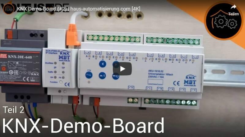 KNX Demo-Board