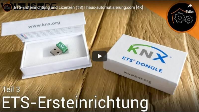 KNX ETS-Lizenzen