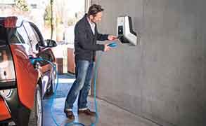 Mennekes Konfigurator für E-Auto Ladestationen