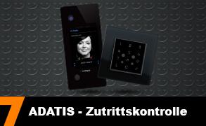 Adatis - Zutrittskontrolle per Gesichtserkennung