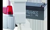BERKER KNX Systeme Alarmsystem