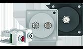 BERKER Integro Flow Antennendosen
