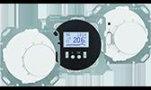 BERKER R.1 - R.3 Temperaturregler