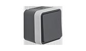 BERKER W.1 Feuchtraum AP Schalter und Taster