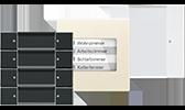 BUSCH-JAEGER Carat Funkcontrol