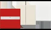 BUSCH-JAEGER Carat Schalter Taster