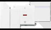 BUSCH-JAEGER Future - linear Schalter Taster