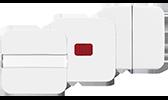 BUSCH-JAEGER Reflex SI Schalter Taster
