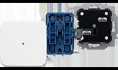 BUSCH-JAEGER Busch-Installationsbus® KNX Tasterankopplungen KNX