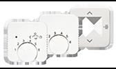 BUSCH-JAEGER Reflex SI Temperaturregler