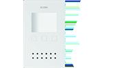 Elcom 2Draht-Technik Video/Audio ELCOM.BVF-560 Innenstaionen