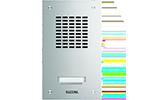 Elcom 2Draht-Technik Video/Audio ELCOM.ESTA Türstationen