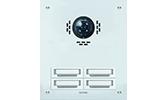 Elcom 2Draht-Technik Video/Audio ELCOM.STABILA Türstationen