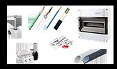 Elektromaterial Installations-Basics