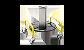 Installations-Basics Werkzeug Kabelabroller