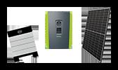 Elektromaterial Photovoltaik