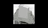 Überspannungsschutz PHOENIX Energietechnik, Ableiter Typ 3