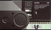 GIRA Türkommunikation Einbaulautsprecher