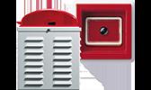GIRA Alarmsysteme Instabus EIB