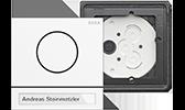 GIRA Türkommunikation System 106