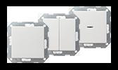 GIRA Standard 55 Tastschalter