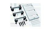 Verteilerschränke Innenausbau-Systeme