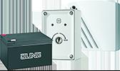 JUNG KNX Alarmsystem