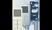 JUNG Türkommunikation Innenstationen für Siedle In-Home-Bus Standard