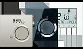 JUNG LS design Temperaturregler
