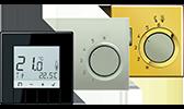 JUNG LS 990 Temperaturregler