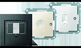 MERTEN System M / Einsätze Datentechnik
