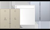 MERTEN System Design Schalterwippen