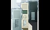 MERTEN System M / Einsätze Sprechstellen UP TwinBus