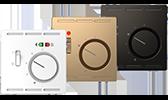 MERTEN System Design Temperaturregler