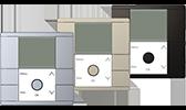 MERTEN System Design Zeitschaltuhren