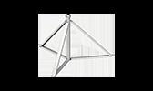 Blitzschutz Fangeinrichtungs- und Ableitungs-Systeme Fangmast-Systeme
