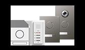 GIRA Sicherheitssystem Türkommunikation