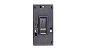Zutrittssysteme net integra Fingerscanner