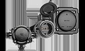 THPG Feuchtraum Aufputz Bakelit IP44 Steckdosen