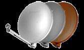 Schalterprogramme Antennentechnik