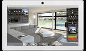 KNX / EIB Visualisierung Touch PC