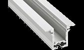 LED System Profile Einbau