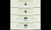 KNX / EIB UP-Sensoren axcent
