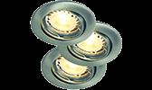 LED System Deckeneinbaustrahler Innen