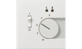 GIRA Temperatur, Lüftung, Raumklima Raumtemperaturregler