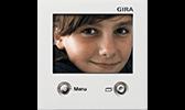 GIRA Türkommunikation Wohnungsstationen
