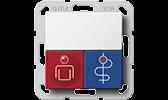 GIRA Krankenhausins. Rufsystem 834 Plus