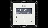 GIRA Audio-Systeme Unterputz-Radio