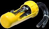 Befestigung Kabelverbinder Kabelgarnituren